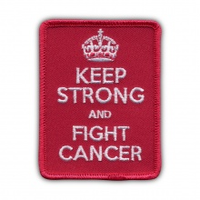 Keep Strong And Fight Cancer